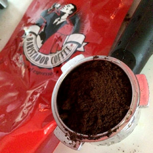 baristador-coffee-tamp Photo Steve Davis