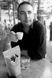 Steve Davis Baristador Coffee Founder and Espresso Evangelist