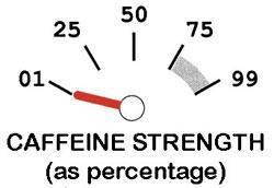 Baristador Coffee B01 – 99% less caffeine blend