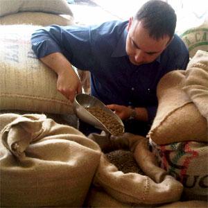 Baristador Coffee roasts fresh 6 times a year