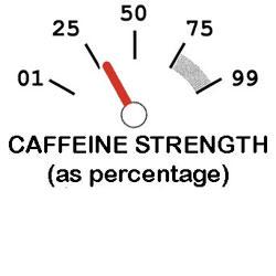 B30 – 70% less caffeine blend