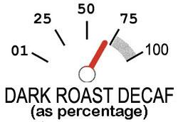 Baristador B30 Dark Roast Decaf