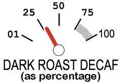 Baristador B70 Dark Roast Decaf