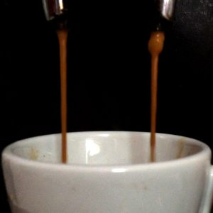 coffee-after-rinsing