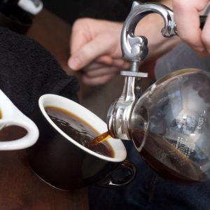 Marion Harland making coffee Image: Pour, Paur Deux by Nicholas Lundgaard via Flickr